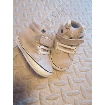 Buty niechodki 6-12M
