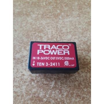 Traco Power przetwornica 500mAh