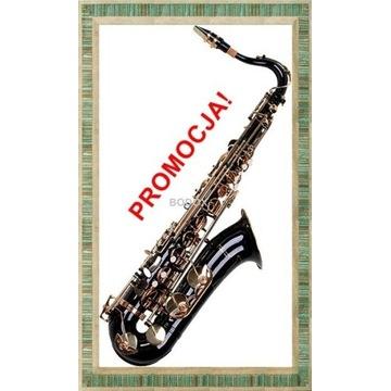 NOWY Saksofon tenor czarny K.Glaser tenorowy M025