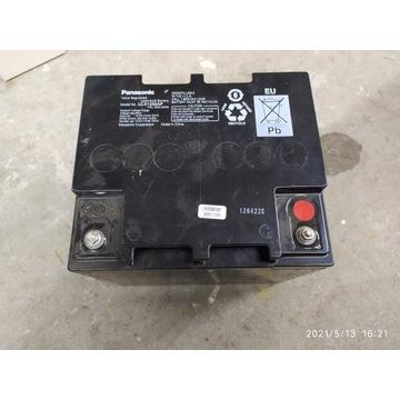 Fotowoltaika Akumulator Panasonic 12V 42Ah AGM