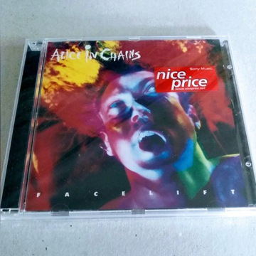 """ALICE IN CHAINS - """"Facelift"""" CD"""