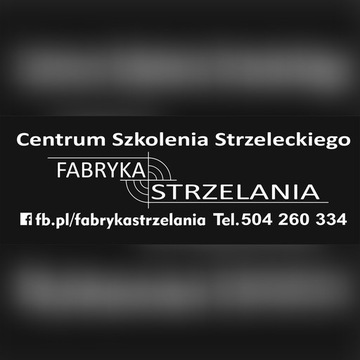 Voucher Bon Prezent Strzelnica Kostrzyn, Lubuskie