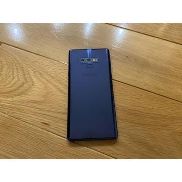 SAMSUNG Galaxy Note 9 Ocean Blue niebieski 128GB