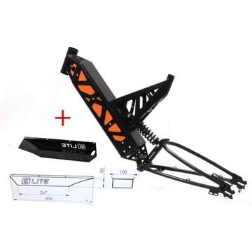 Rama LITE + box sterownika dla rowery elektryczny
