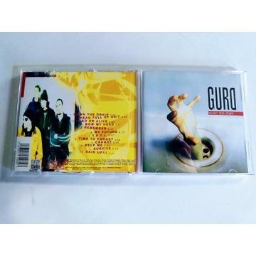 """GURD - """"Down The Drain""""  CD"""