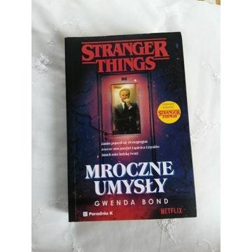 Pierwsza powieść Stranger Things