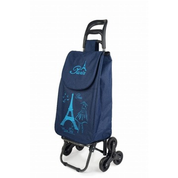 Wózek zakupowy torba na kółkach