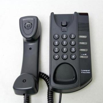 Telefon VoIP Linksys SPA901 idealny dla seniorów