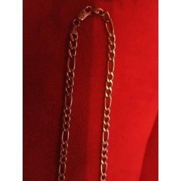 Złoty łańcuch pr. 585 14K