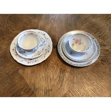 2 x zestawy śniadaniowe Furstenberg