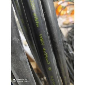 Kabel ziemny YAKY 4x25