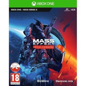 Mass Effect Edycja legendarna Xbox One/Series KEY