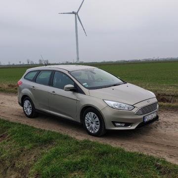 Ford Focus 1.0 ECOBOOST NAVI-ZAREJESTROWANY-LIFT