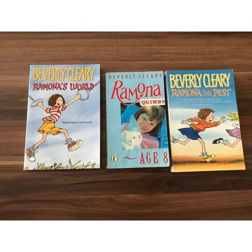 English books Ramona Quimby