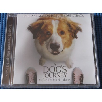 MARK ISHAM  A'DOGS JOURNEY  Limited Edition
