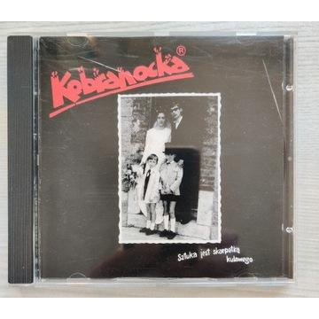 KOBRANOCKA - SZTUKA JEST SKARPETKĄ KULAWEGO (1992)