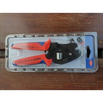 Knipex 97 53 09 Zaciskarka praska do tulejek 16mm2