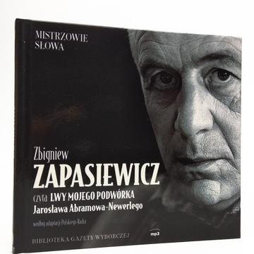Wyborcza Mistrzowie Słowa Zbigniew Zapasiewicz