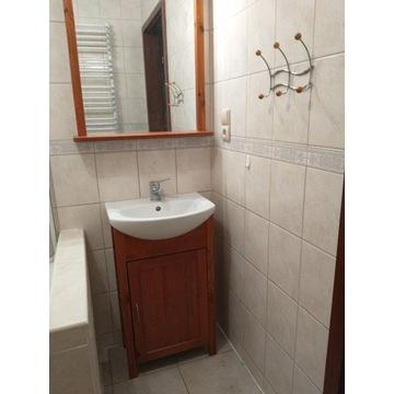Komplet mebli łazienkowych