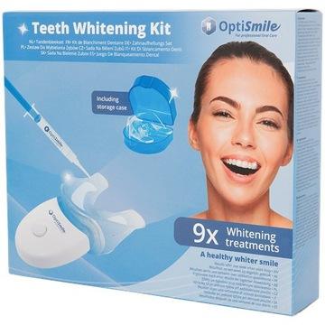 Zestaw do wybielania zębów OptiSmile