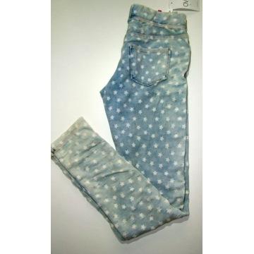 Spodnie/ leginsy r.152