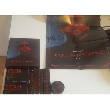 Mr. Polska - Bajki Na Dobranoc BOX LTD deluxe