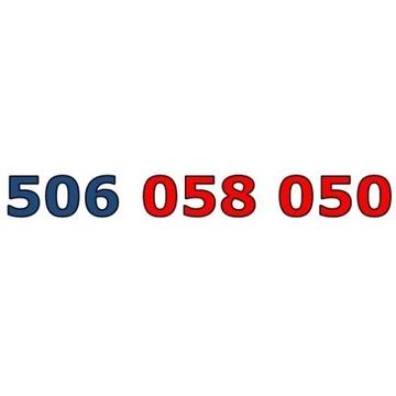 506 058 050 ORANGE ŁATWY ZŁOTY NUMER STARTER