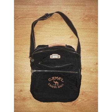 CAMEL TRAVEL BAGS- torba na ramię