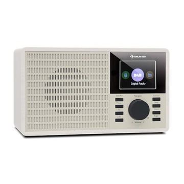 Radio sieciowe AM, DAB+, FM Auna DR-160 BT Wyś TFT