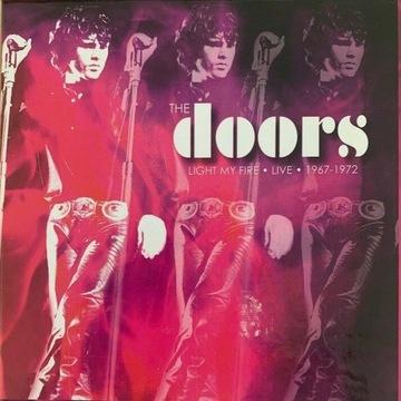 The Doors Light My Fire Live 1967-72 CD x 6