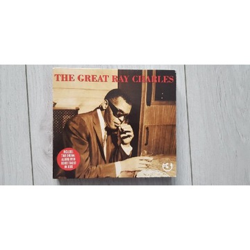 RAY CHARLES - THE GREAT RAY CHARLES /3CD/ IDEAŁ