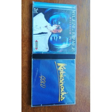 2 płyty CD UNIKAT Kobranocka Gold, Mylene Farmer