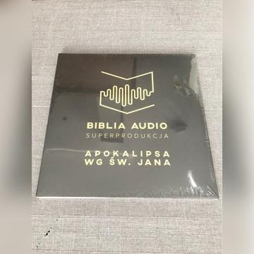 Apokalipsa wg Św. Jana | 2LP |Folia | Bibila Audio