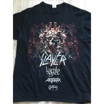 Slayer Finał Tour M/L