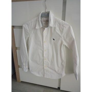 Koszula biała H&M 134 r