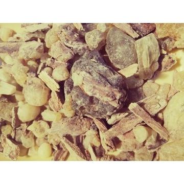 żywica+kora Frankincense Afrykańskie kadzidło 40g