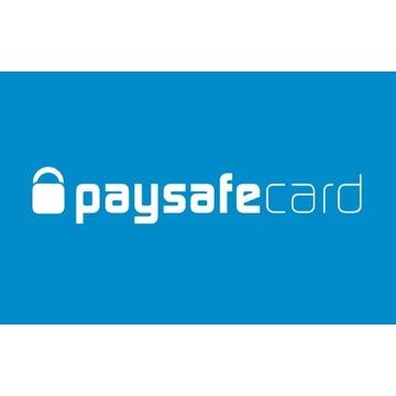 SKUP / PaySafeCard 20, 30, 50, 100, 200 / OPIS