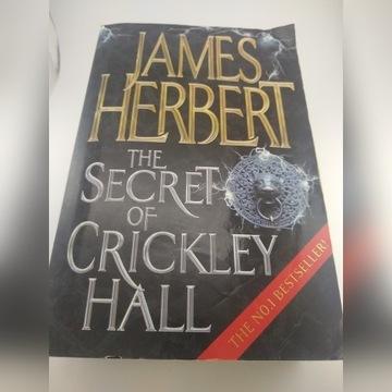 The Secret of Crickley Hall J. Herbert książka ang