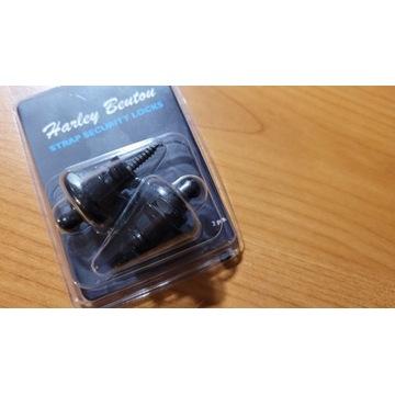 Harley Benton Security Locks // strap locks