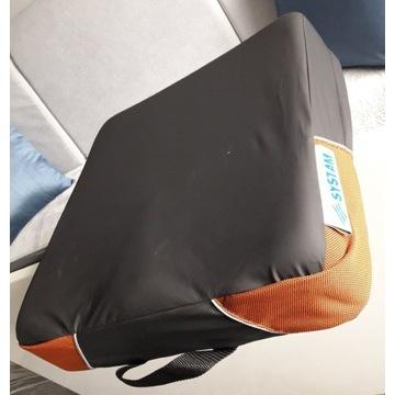 Poduszka przeciwodleżynowa firmy SYSTAM Viscoflex.