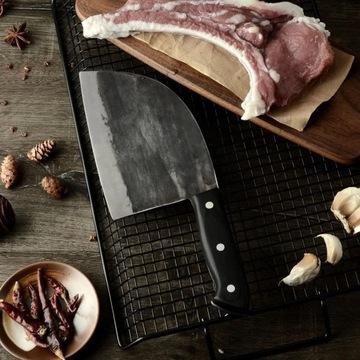 Nóż kuchenny,  tasak japoński.