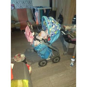 Wózek do lalek Pipi jak Mutsy
