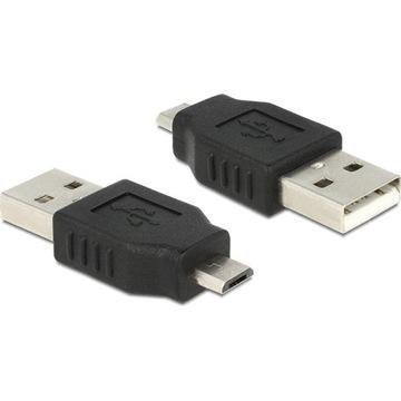 ADAPTER PRZEJŚCIÓWKA USB DO MICRO USB