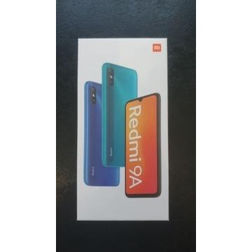 Xiaomi Redmi 9A 2/32GB Niebieski