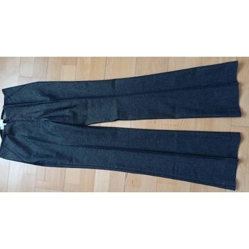 spodnie damskie r.34 36 XS S marka francuskaKOOKAI