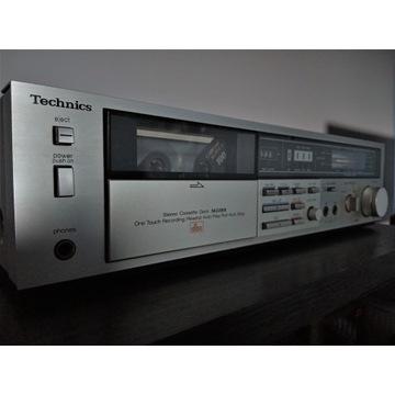 Magnetofon Technics M228X  Made in Japan I Świetny