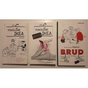 Pokolenie Ikea, Pokolenie Ikea. Kobiety, Brud