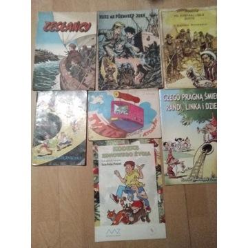 7 Komiksów