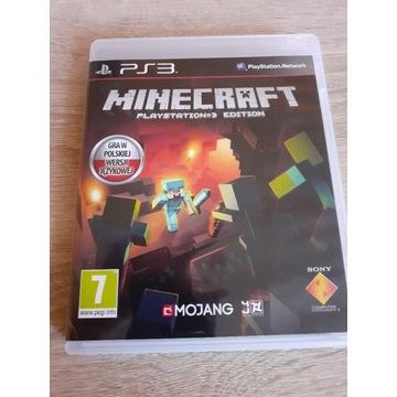 Minecraft ps3 polska wersja stan celujacy