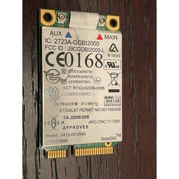 Modem QUALCOMM Gobi 2000 J9C-GOBI2000